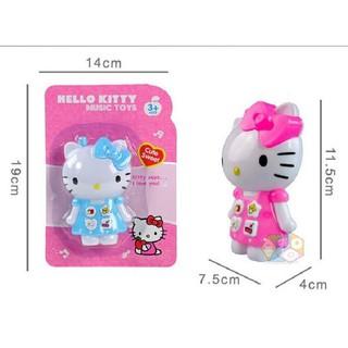 [Mã NOWSHIPVUI2 giảm 25k đơn 50k] Đồ chơi mô hình điện thoại Hello Kitty cho bé – Màu ngẫu nhiên