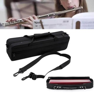 Children Oxford Protec Flute Cover Woodwind Musical Durable Protec Flute Case