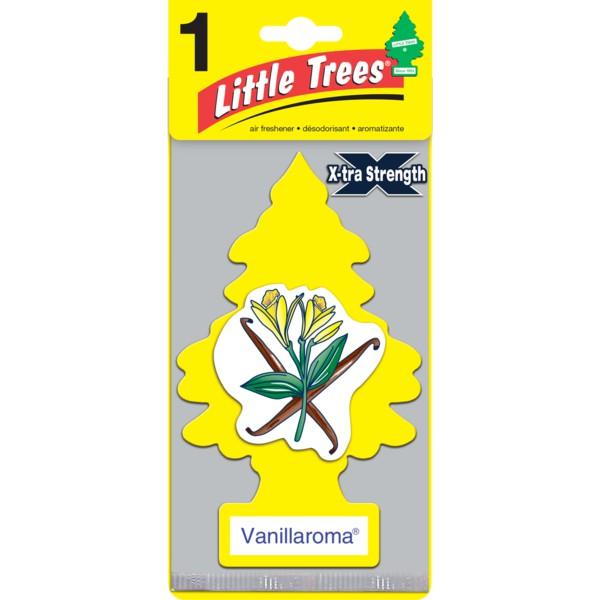 (Size lớn) Cây thông thơm hương Vanillaroma USA khử mùi ô tô, phòng ngủ, tủ quần áo