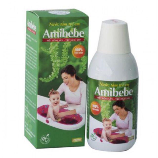 Sữa tắm thảo dược Amibebe cho bé trị rôm sảy mẩn ngứa - 15152880 , 1615842813 , 322_1615842813 , 150000 , Sua-tam-thao-duoc-Amibebe-cho-be-tri-rom-say-man-ngua-322_1615842813 , shopee.vn , Sữa tắm thảo dược Amibebe cho bé trị rôm sảy mẩn ngứa