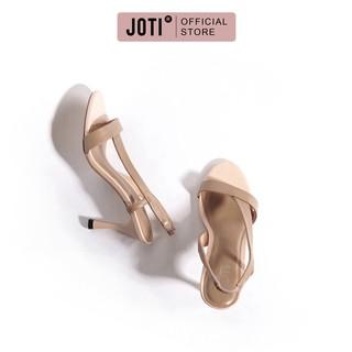 JOTI Giày Sandal Nữ Zoriana 3211VN7 2021 - Gót Nhọn Cao 7cm Quai Vát Chéo Thời Trang - Mang Đi Làm Công Sở Dự Tiệc