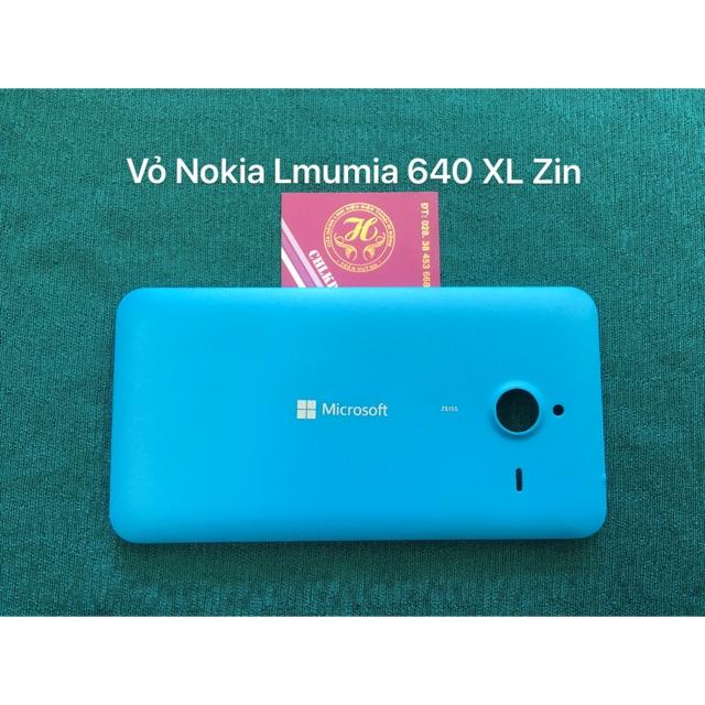 Vỏ Nokia Lumia 640 XL Zin