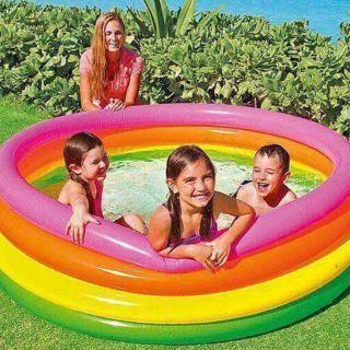 Bể bơi cho bé vào hè nhé với thiết kế mỗi tầng cóvan riêng biệtThiết kế mới có thêm van xả nước thuận tiện. Dễ gấp gọn n