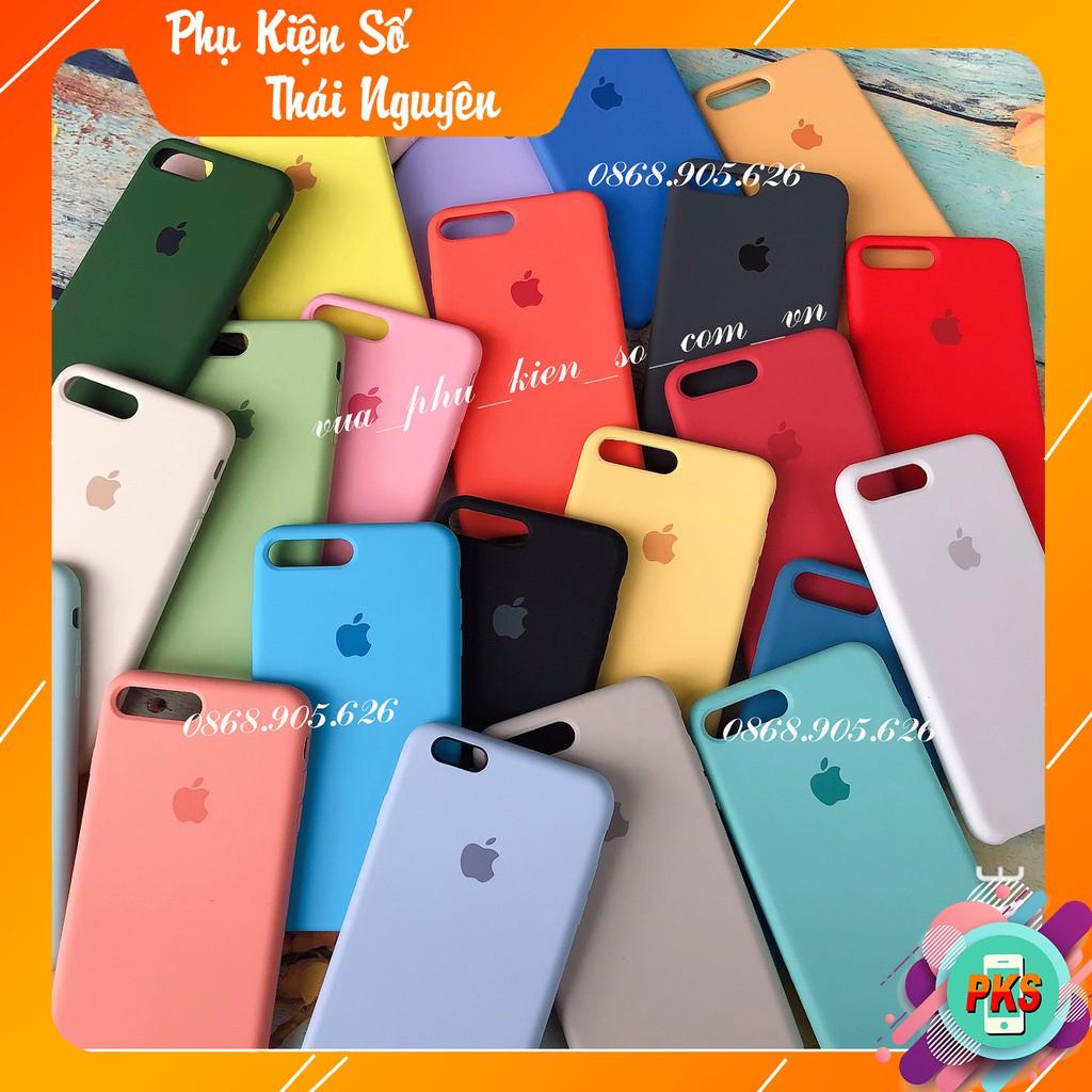 Ốp Apple Chống bẩn IPhone 6 Đến Xs Max ( Đủ máy 24 Màu)  Sỉ 30k