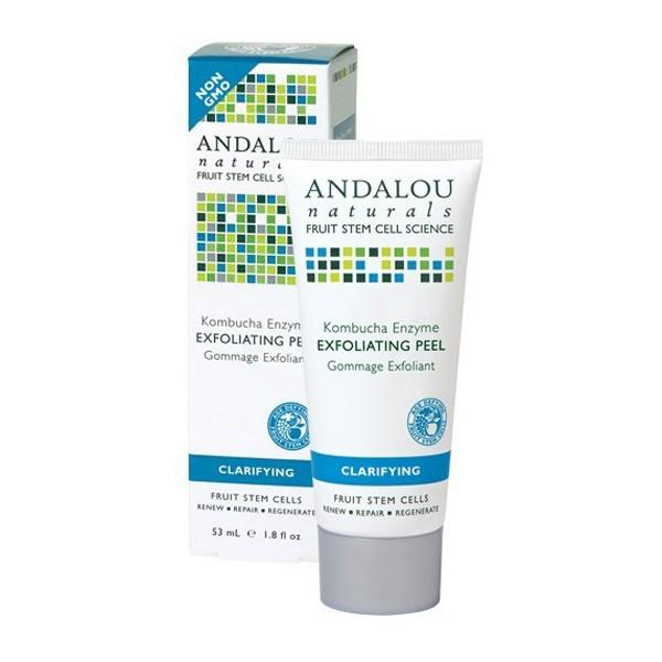 Mặt nạ thủy sâm tẩy tế bào chết cho da dầu Kombucha Enzyme Exfoliating Peel - Andalou - 2911944 , 144941748 , 322_144941748 , 529000 , Mat-na-thuy-sam-tay-te-bao-chet-cho-da-dau-Kombucha-Enzyme-Exfoliating-Peel-Andalou-322_144941748 , shopee.vn , Mặt nạ thủy sâm tẩy tế bào chết cho da dầu Kombucha Enzyme Exfoliating Peel - Andalou