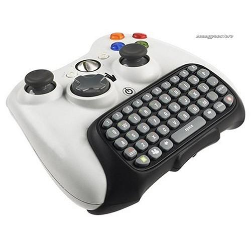 Bộ Bàn Phím Và Chuột Không Dây Cho Microsoft Xbox 360