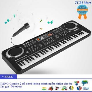 Đàn Piano 61 phím kèm micro siêu chất