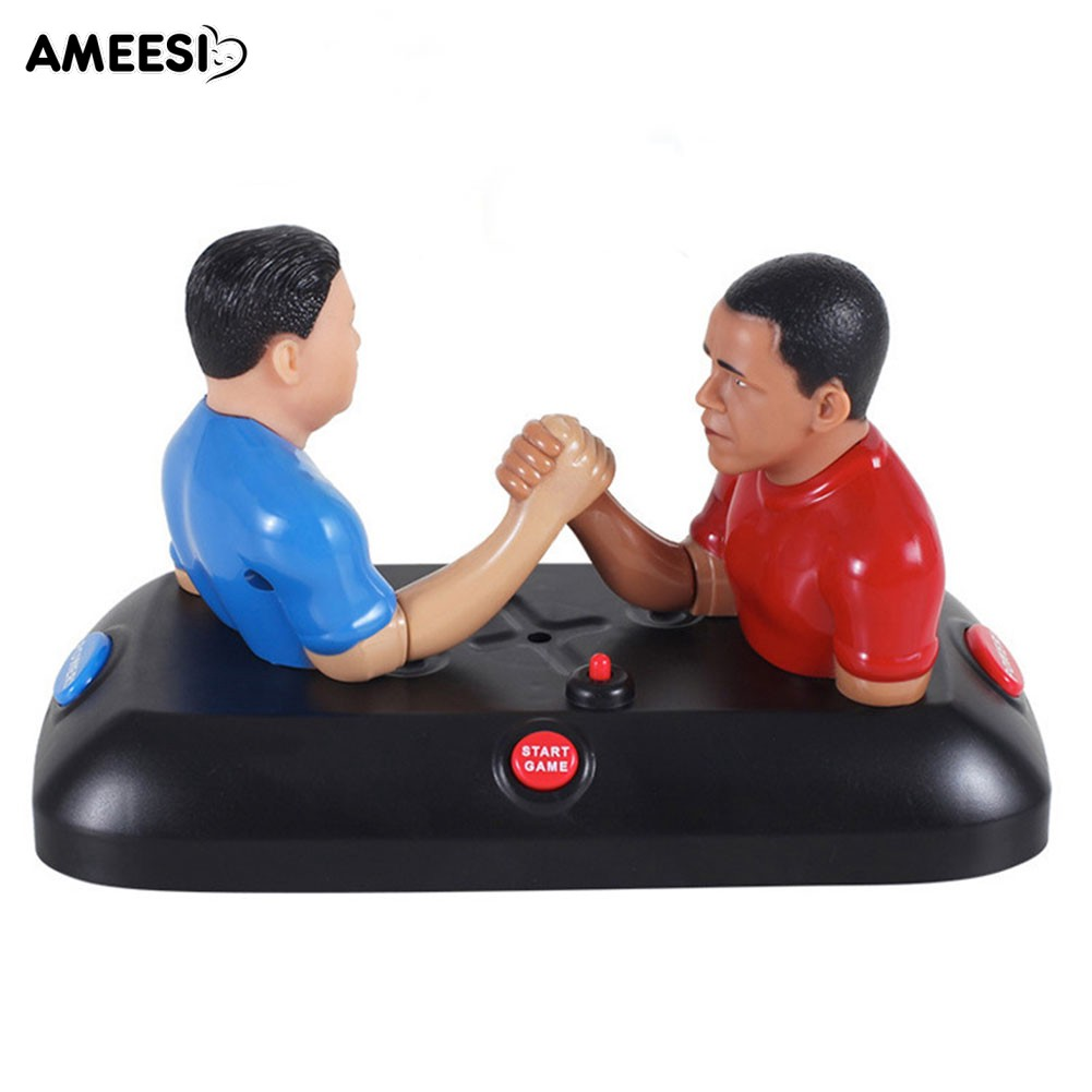 🔅🔆AMEESI  Arm Wrestling Board Tabletop Game with Compact Toy Gift