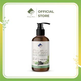 Dầu gội xả Thảo dược Ecocare, dầu gội dầu xả Bồ kết hoa bưởi thiên nhiên sạch gàu, giảm rụng tóc, nấm ngứa da đầu thumbnail