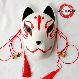 Mask_#3(Mặt nạ cáo,mask fox) -cosplay