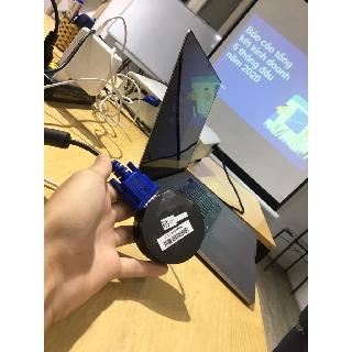 Hud Chuyển Đổi Type-c Cho Macbook  Dell DA310 - USB C to HDMI/VGA/DP/Ethernet/USBC/USB-A - Hàng Chính Hãng
