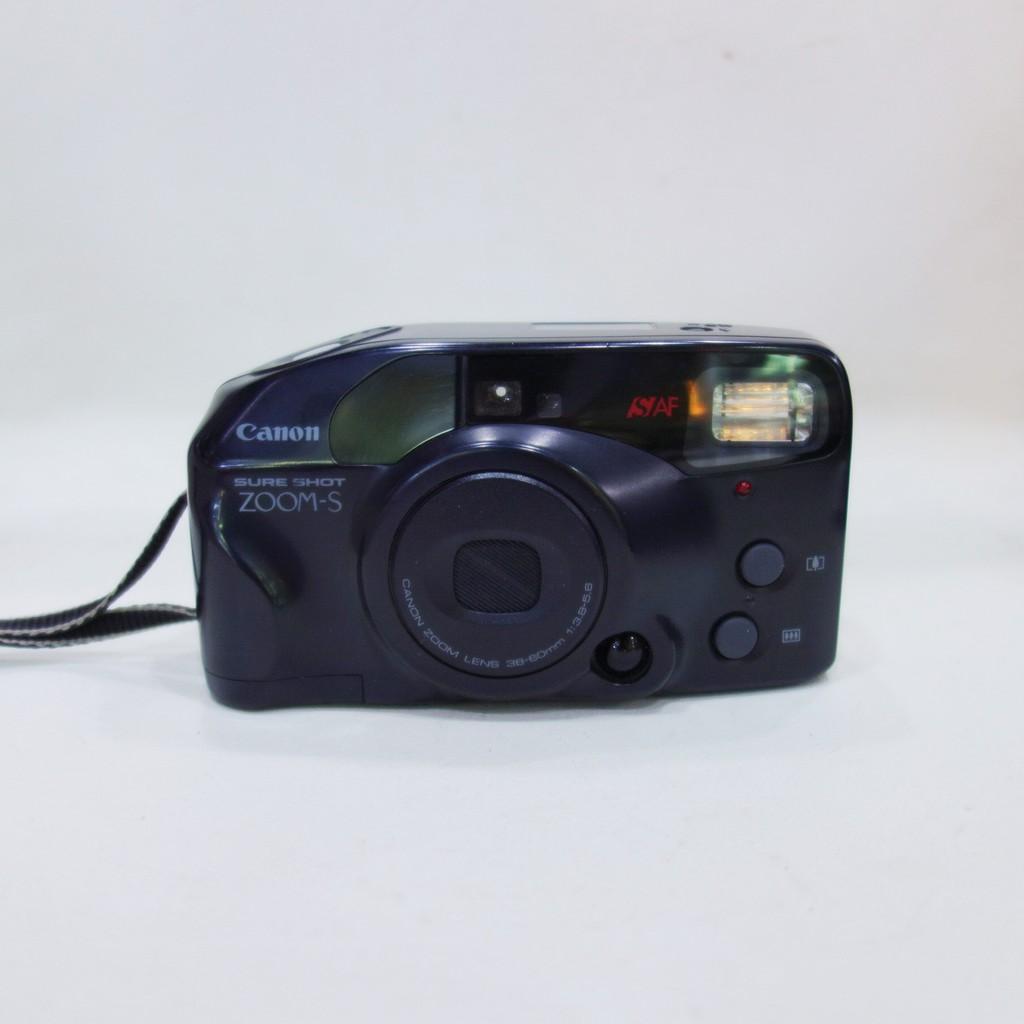 Canon Sureshot Zoom-S