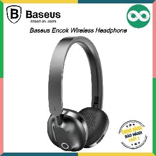Tai nghe chụp tai không dây Baseus - Hifi Music - Âm thanh sống động -  Thiết kế thời trang - Chất liệu cao cấp