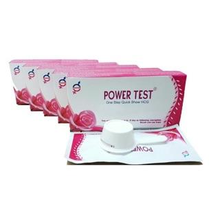Combo 10h test thử thai power test bản 5mm thumbnail