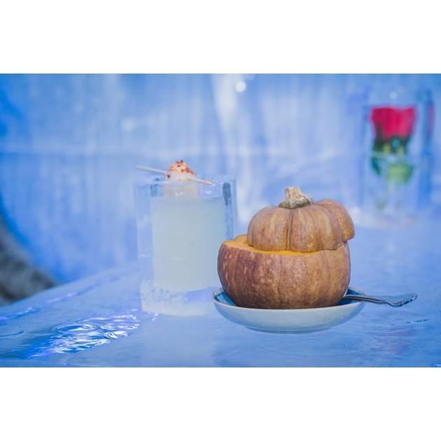 Hồ Chí Minh [Voucher] - Trọn gói vé vào cổng và combo món ăn nước uống tại HP ICE Lounge Cà phê Băng