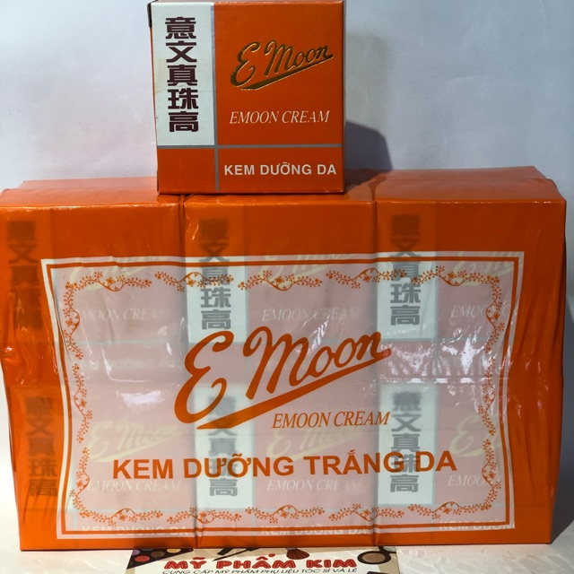 Kem Emon loại 1 chuyên trộn Spa