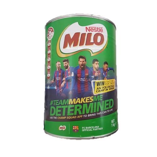 Milo úc 1kg 10/2018 Combo4h