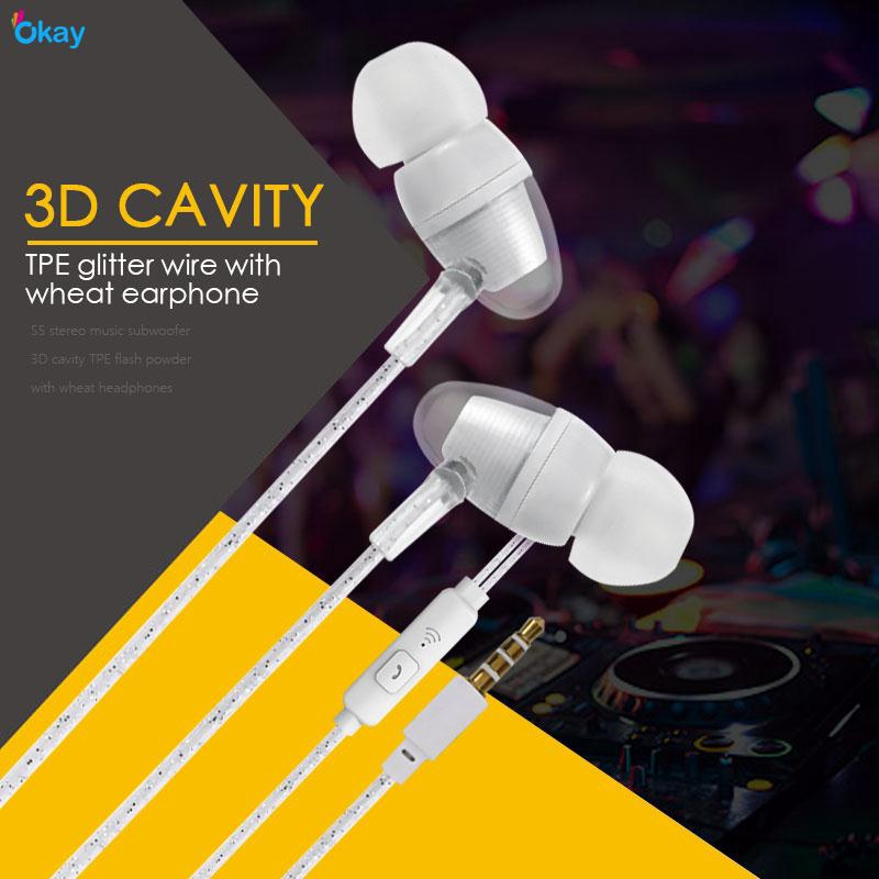 OK Samsung Headset Noise Isolation Headphone Universal 3.5mm Giá chỉ 27.603₫