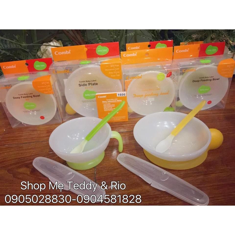 Thìa ăn kèm hộp Combi - 10007936 , 247467149 , 322_247467149 , 139000 , Thia-an-kem-hop-Combi-322_247467149 , shopee.vn , Thìa ăn kèm hộp Combi