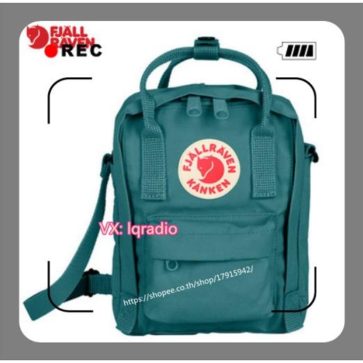 kanken กระเป๋าแขวน แท้ kanken sling bag ของแท้ 100% - kanken กระเป๋า