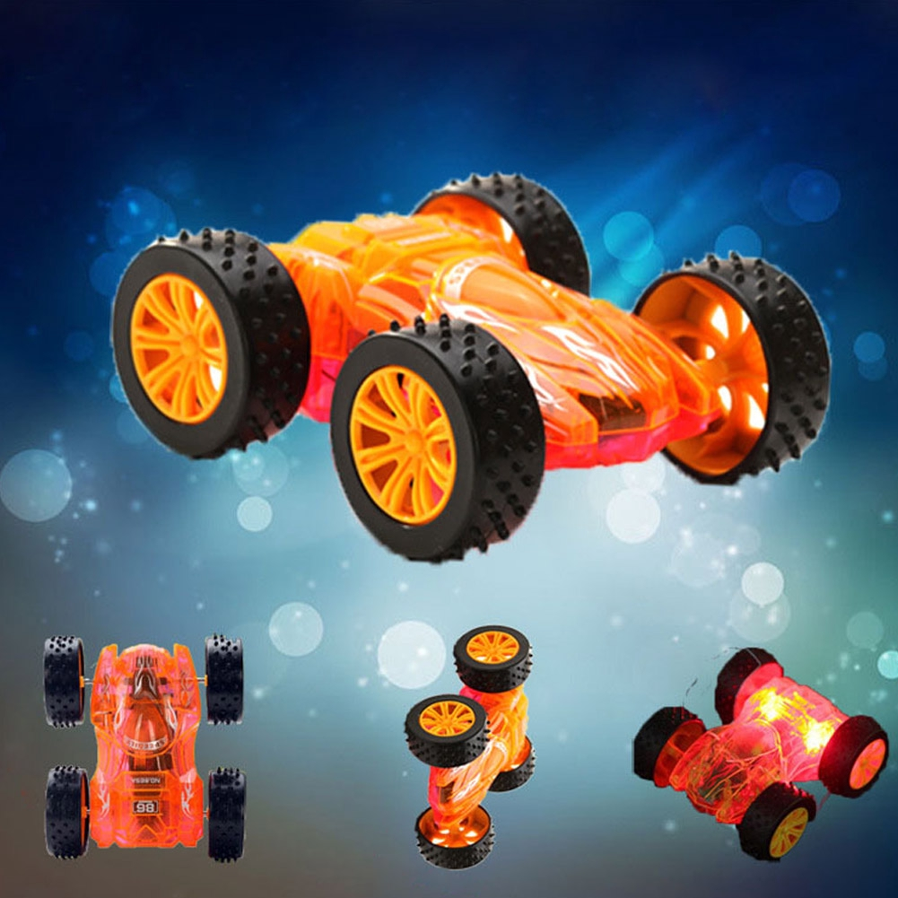 Flashing LED Light Car Electric Toy Cars Children Kids Gift Vehicles Hot