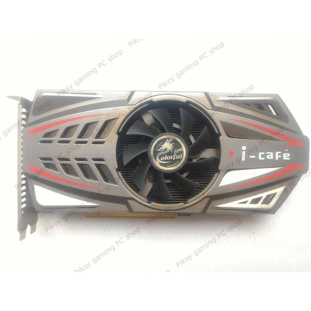 Card màn hình Colorful GeForce GTX 750 i-Café 1GB GDDR5