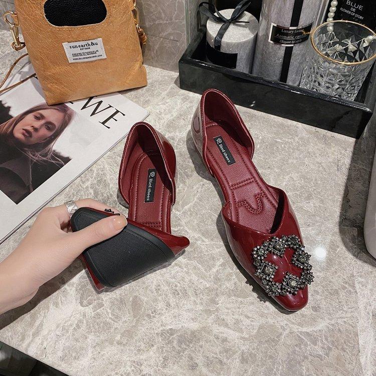 Giày Lười Đế Mềm Thời Trang Dành Cho Nữ