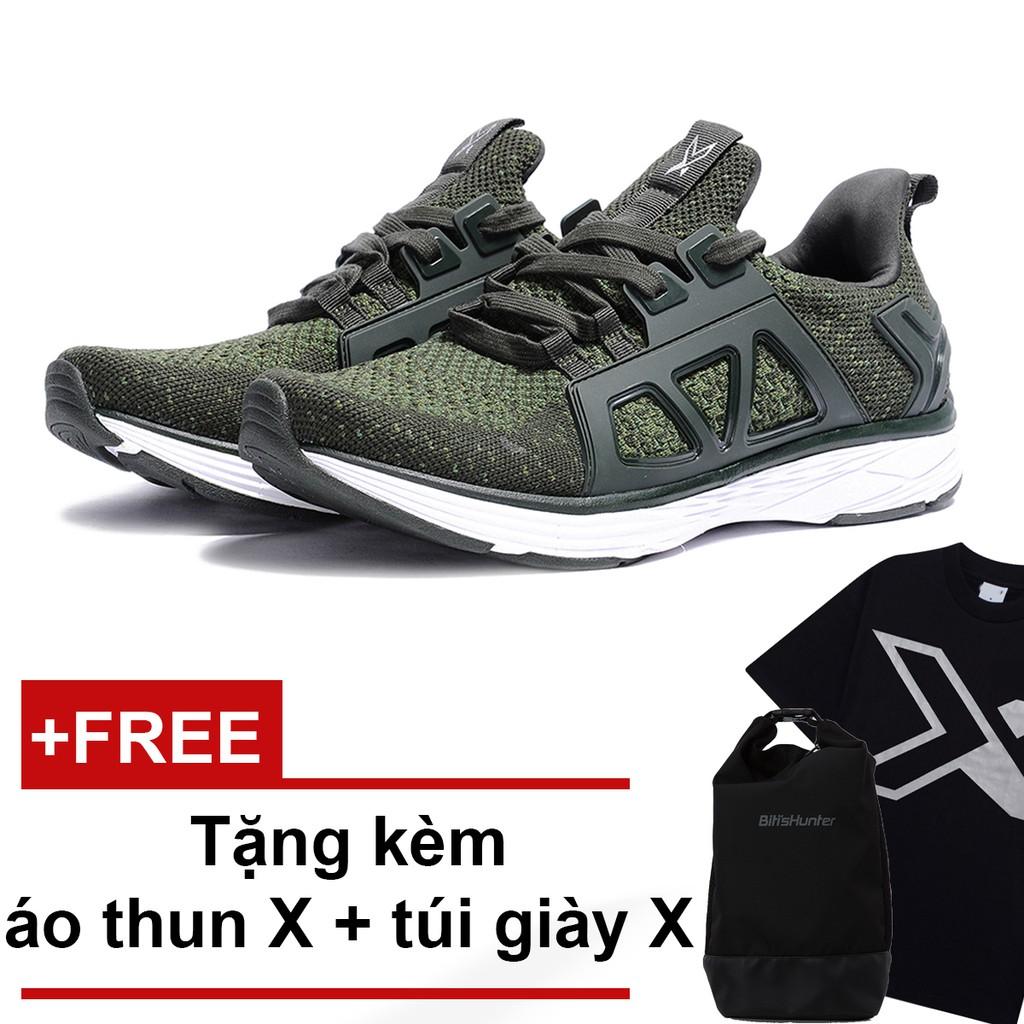 [Tặng áo thun Hunter X + Túi Hunter X] Giày Thể Thao Nữ Biti