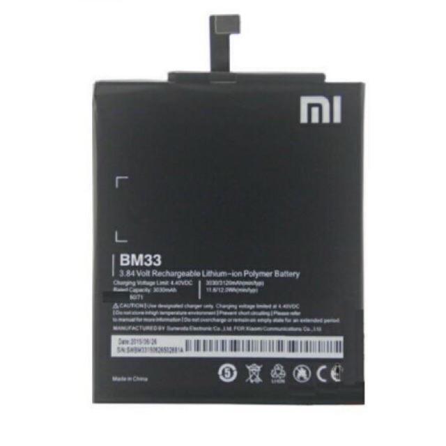Pin Xiaomi Mi4i BM33