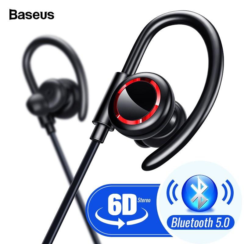 Tai nghe Bluetooth thương hiệu BASEUS S17 phong cách thể thao tiện dụng