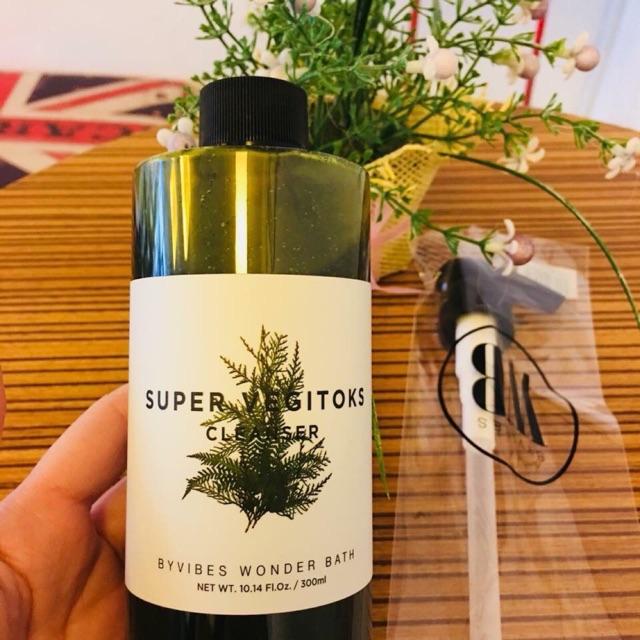 Sữa rửa mặt Super Vegitoks Cleanser WB ( Xác nhận mua hàng tại Lotte HomeShopping Hàn Quốc ) - 2837622 , 760793885 , 322_760793885 , 240000 , Sua-rua-mat-Super-Vegitoks-Cleanser-WB-Xac-nhan-mua-hang-tai-Lotte-HomeShopping-Han-Quoc--322_760793885 , shopee.vn , Sữa rửa mặt Super Vegitoks Cleanser WB ( Xác nhận mua hàng tại Lotte HomeShopping Hàn
