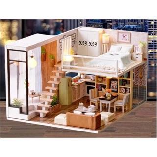Mô hình DIY căn hộ