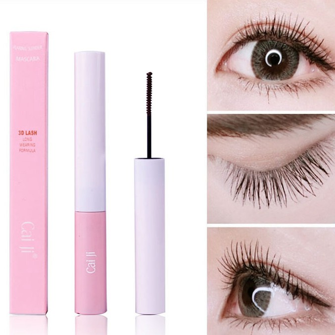 proof encryption vibrato with the same paragraph long curling anti-halation is not blooming 3D4D stereo eyelash increase