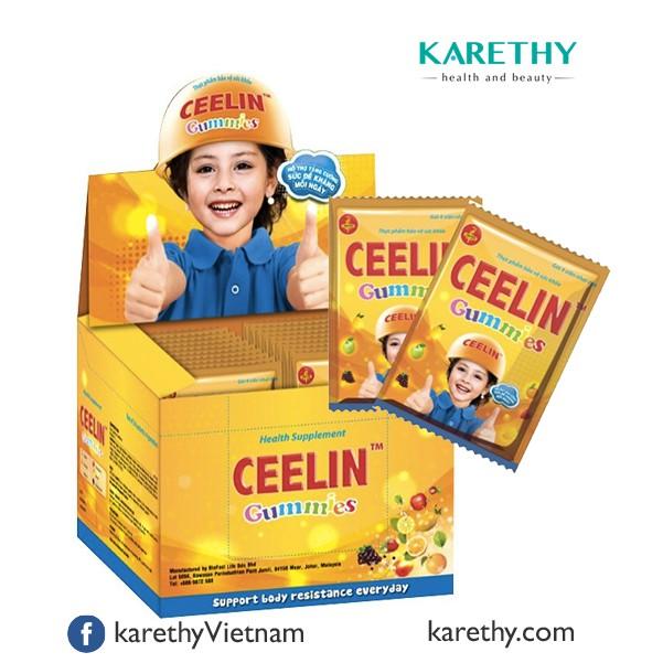 Kẹo Ceelin Gummies, Bổ Sung Vitamin C cho Bé - 3465246 , 755600054 , 322_755600054 , 232000 , Keo-Ceelin-Gummies-Bo-Sung-Vitamin-C-cho-Be-322_755600054 , shopee.vn , Kẹo Ceelin Gummies, Bổ Sung Vitamin C cho Bé