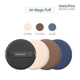 Bông mút trang điểm phấn nước innisfree Air Magic Puff (1 Mút)