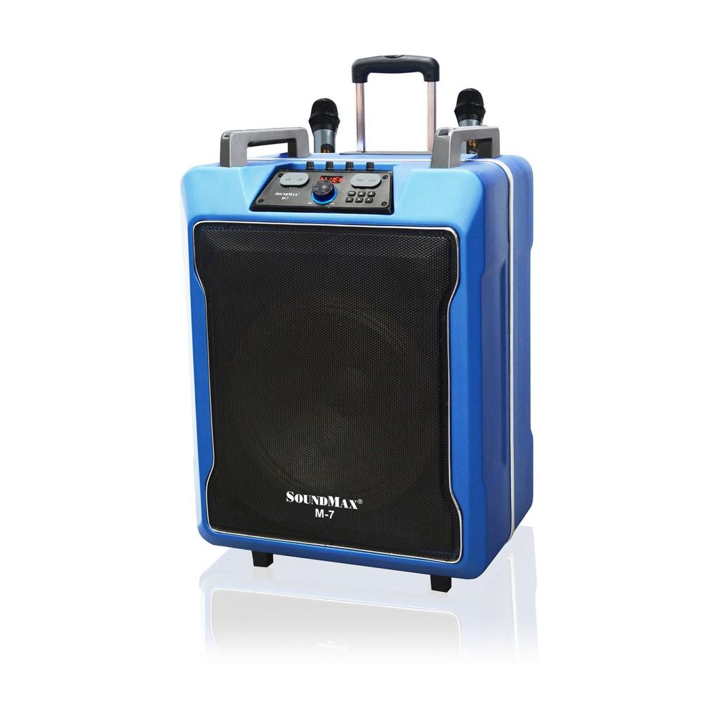 Loa Soundmax Bluetooth M-7- Hàng chính h