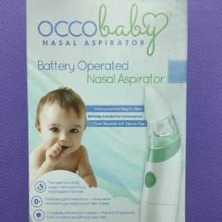 Máy hút mũi cho trẻ sơ sinh và trẻ nhỏ OccoBaby