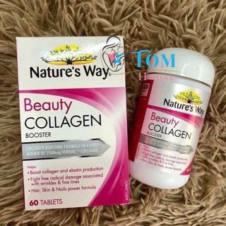 Viên Uống Beauty Collagen Nature s Way Của Úc, 60 viên thumbnail