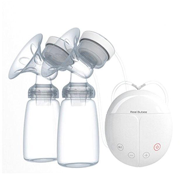 Máy hút sữa điện đôi Real Bubee - 2654706 , 153564849 , 322_153564849 , 500000 , May-hut-sua-dien-doi-Real-Bubee-322_153564849 , shopee.vn , Máy hút sữa điện đôi Real Bubee