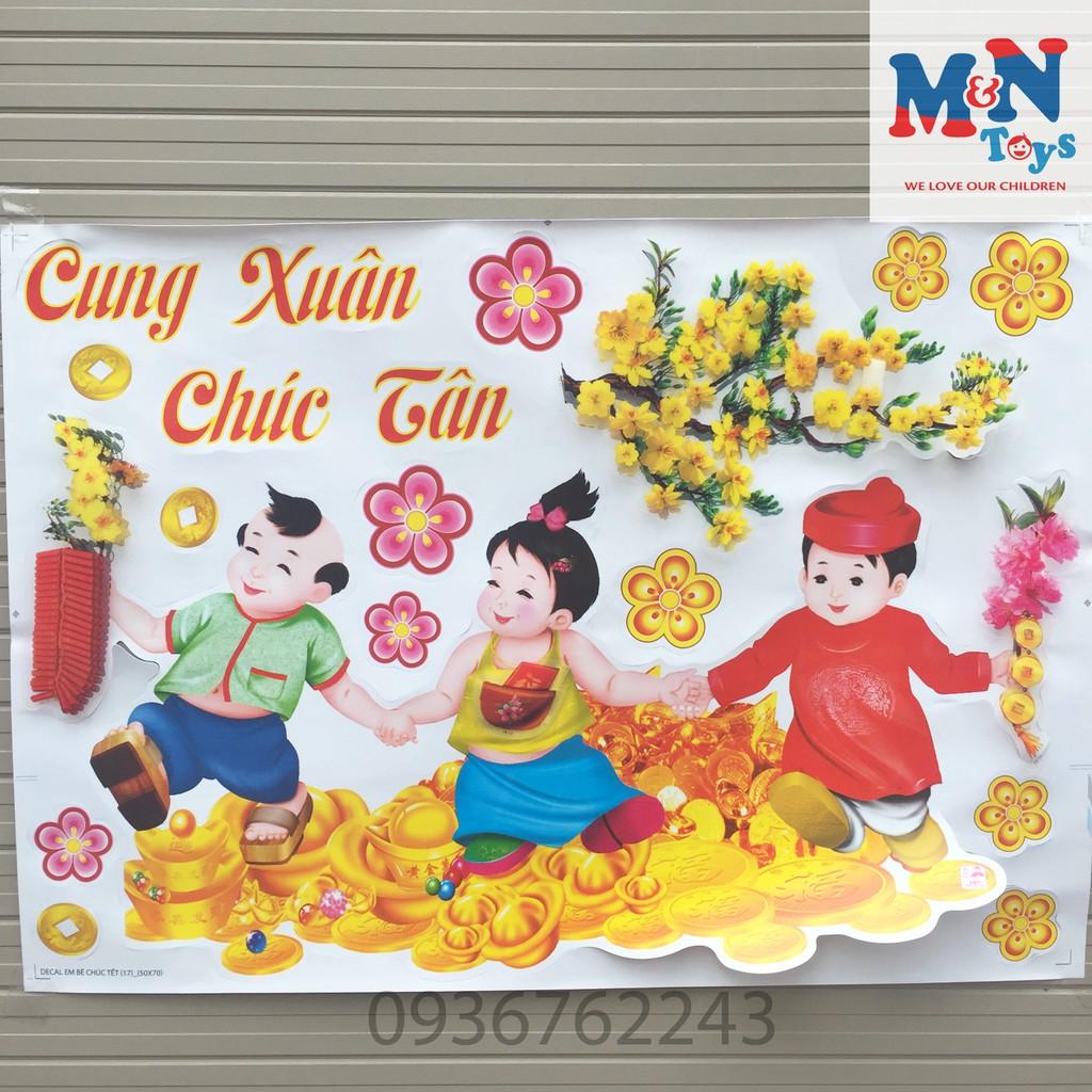 Decal 3d (sticker) dán kính Việt Nam trang trí Tết (mẫu Em bé chúc Tết) - 3343172 , 811375843 , 322_811375843 , 85000 , Decal-3d-sticker-dan-kinh-Viet-Nam-trang-tri-Tet-mau-Em-be-chuc-Tet-322_811375843 , shopee.vn , Decal 3d (sticker) dán kính Việt Nam trang trí Tết (mẫu Em bé chúc Tết)