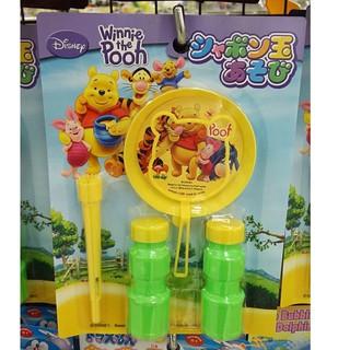 Bộ thổi bong bóng xà phòng gấu Pooh