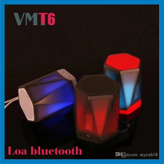Loa Bluetooth mini LN-23 -  Âm bass cực đỉnh - Thiết kế nổi bật - Đèn led Ngọn Lửa đổi màu bảo hành 3 tháng!