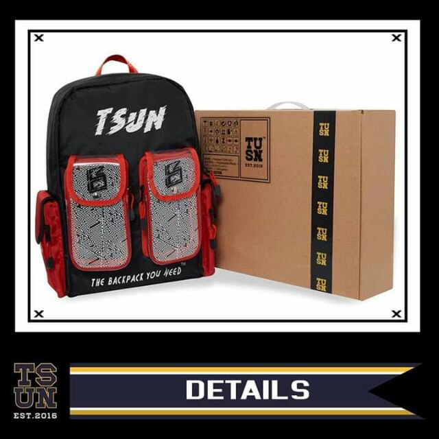 Backpack limited Tsun