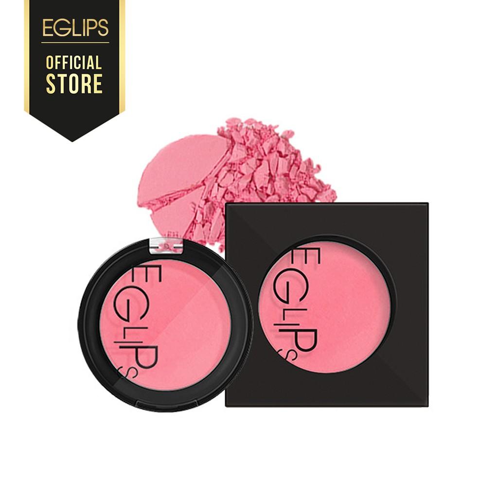 Phấn má dạng nén Eglips Apple Fit Blusher - 02 Sexy Rose 4g