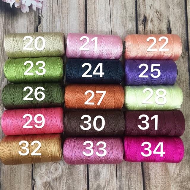 Combo 3q sách dạy móc len và sợi thô