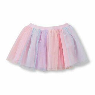 Chân váy ba lê cầu vồng cho bé gái cực xinh từ 2T - 5T