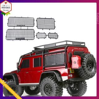 TRX4 T4 Window Metal Net Protection Net for 1/10 RC Crawler Car Traxxas Trx-4