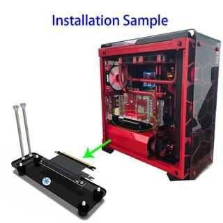 Giá tản nhiệt đứng dùng gắn thẻ đồ họa PCI-E3.0 16X Riser