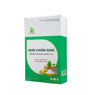 Muối chườm bụng Bảo Nhiên 850g giúp Săn bụng Giảm eo Mờ rạn + Tặng kèm túi đựng muối trong mỗi hộp thumbnail