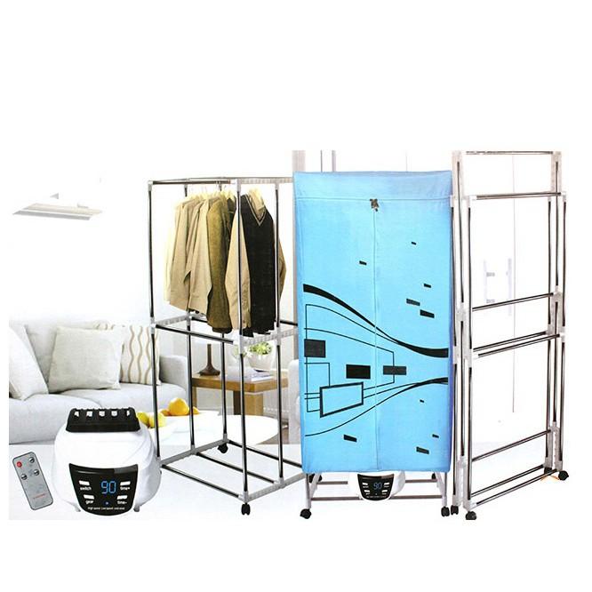 Máy sấy quần áo Holtashi 2 tầng khung inox có điều khiển từ xa - 3524398 , 1341187188 , 322_1341187188 , 707500 , May-say-quan-ao-Holtashi-2-tang-khung-inox-co-dieu-khien-tu-xa-322_1341187188 , shopee.vn , Máy sấy quần áo Holtashi 2 tầng khung inox có điều khiển từ xa